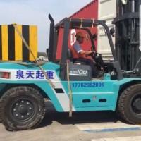 湖北泉天专业进出口货柜卸柜,拆箱,组装定位;气垫搬运